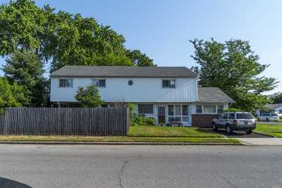 East Meadow Single Family Home For Sale: 2489 Lawn Dr