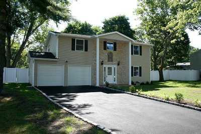 Centereach Single Family Home For Sale: 7 Malibu Ln