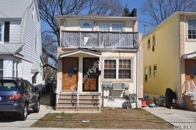 Bellerose, Glen Oaks Multi Family Home For Sale: 249-21 88th Rd