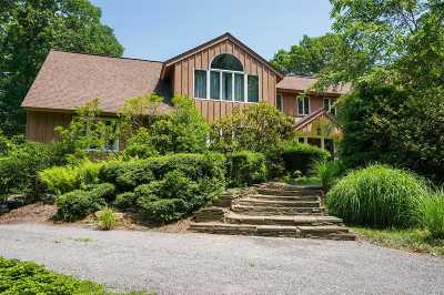 Old Field Single Family Home For Sale: 11 Crane Neck Rd