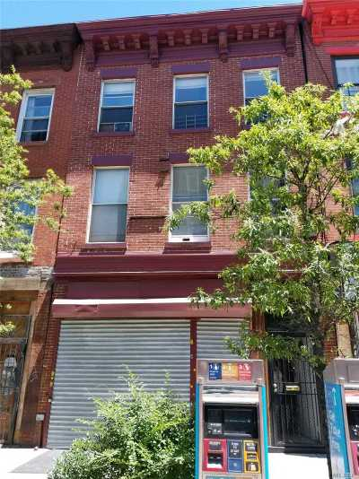 Brooklyn Multi Family Home For Sale: 1015 Bedford Ave