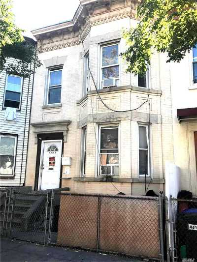 Multi Family Home For Sale: 1503 Nostrand Ave