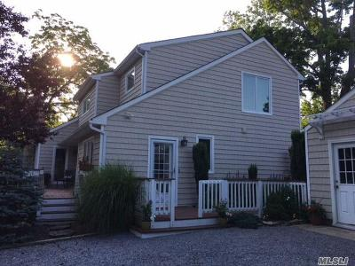 Center Moriches Single Family Home For Sale: 25 Belleview Ave