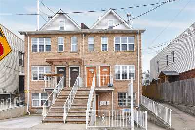 Maspeth Multi Family Home For Sale: 64-32 Perry Ave