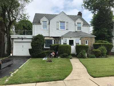 Baldwin Single Family Home For Sale: 869 Demott Ave