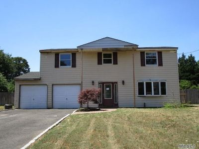 Centereach Single Family Home For Sale: 6 Heather Ct