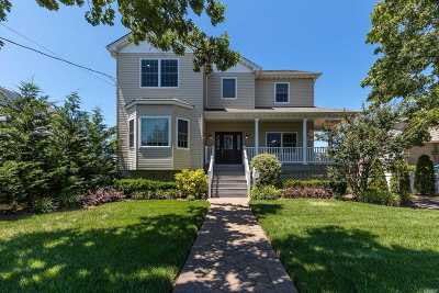 Oceanside NY Single Family Home Sold: $799,000