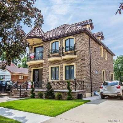 Fresh Meadows Single Family Home For Sale: 71-34 171st St