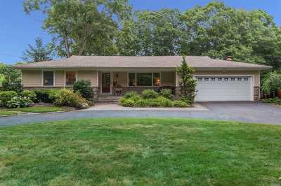 Smithtown Single Family Home For Sale: 23 Laurel Dr