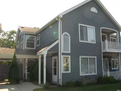 Middle Island Condo/Townhouse For Sale: 810 Birchwood Park Dr