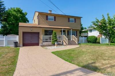 Selden Single Family Home For Sale: 23 Liberty Ave
