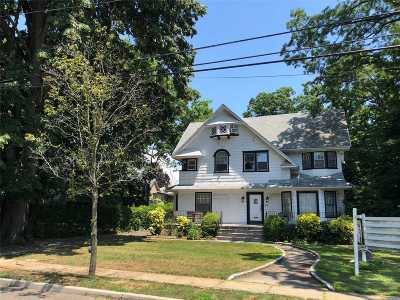 Woodmere Single Family Home For Sale: 18 Pine St