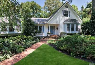 E. Setauket Single Family Home For Sale: 1 Peace Ln