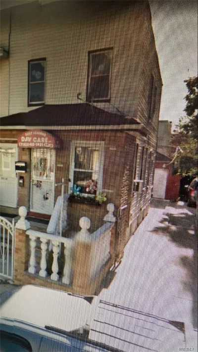 Richmond Hill Multi Family Home For Sale: 104-32 109th St