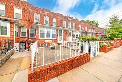 Sunnyside Single Family Home For Sale: 50-51 46th St