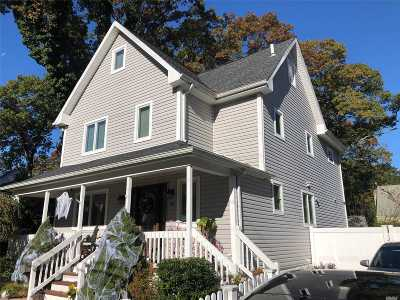 Single Family Home For Sale: 64 Smith St