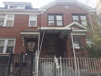 Elmhurst Single Family Home For Sale: 86-15 Britton Ave