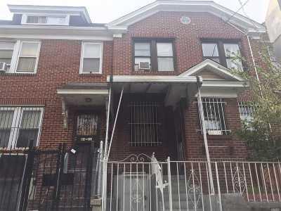 Elmhurst Single Family Home For Sale: 86-15 Britton Ave