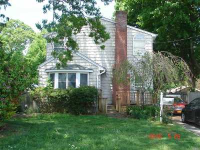 Islip Single Family Home For Sale: 69 Fairview Ave