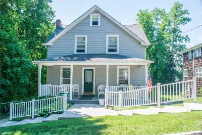 Glen Head Single Family Home For Sale: 3 Pine St