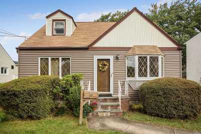 New Hyde Park Single Family Home For Sale: 89 5th St