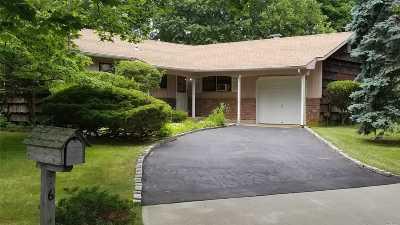 E. Setauket Single Family Home For Sale: 6 Flint Ct