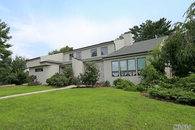 Roslyn Heights Single Family Home For Sale: 43 Sherwood Ln