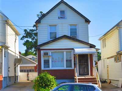 Flushing Single Family Home For Sale: 130-26 58th Rd