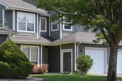 Commack Condo/Townhouse For Sale: 21 Madder Lake Cir