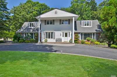 Commack Single Family Home For Sale: 1 Beverly Rd