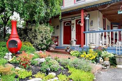Port Jefferson Rental For Rent: 108 Vineyard Pl