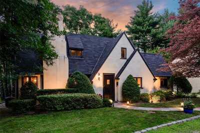 Port Washington Single Family Home For Sale: 33 Longview Rd