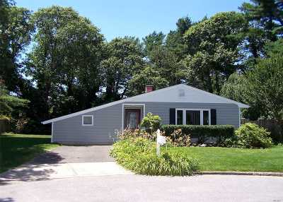 Middle Island Single Family Home For Sale: 14 Patricia Ct