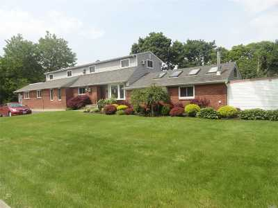 Bay Shore Single Family Home For Sale: 201 Bay Shore Rd