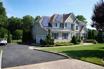 Center Moriches Single Family Home For Sale: 26 Sweetberry Ave