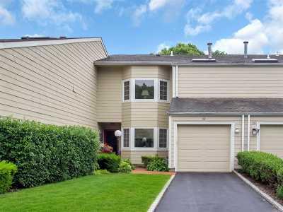 Bay Shore Condo/Townhouse For Sale: 32 Oakmont Ln