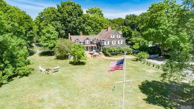 Quogue Single Family Home For Sale: 137 Montauk Hwy