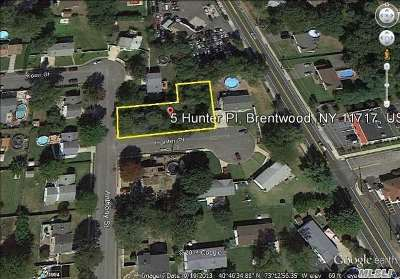 Brentwood Residential Lots & Land For Sale: 5 Hunter Pl
