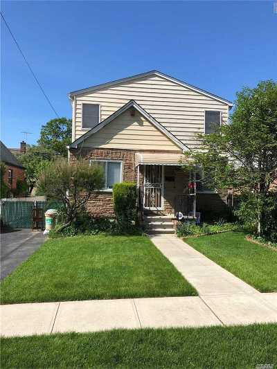 Flushing Single Family Home For Sale: 160-15 27th Ave