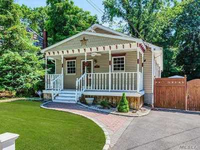 Ronkonkoma Single Family Home For Sale: 69 Belle Ave