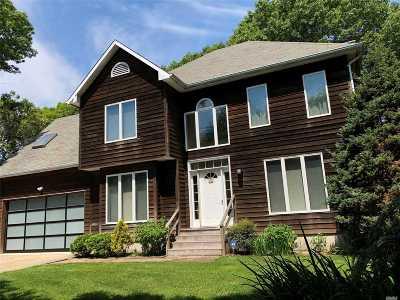 Hampton Bays Single Family Home For Sale: 13 Ginny Ln