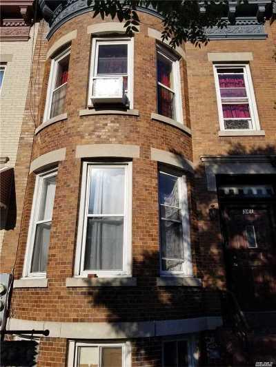 Brooklyn Multi Family Home For Sale: 341 E 35th St