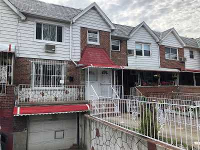 Woodside Multi Family Home For Sale: 31-46 69th St