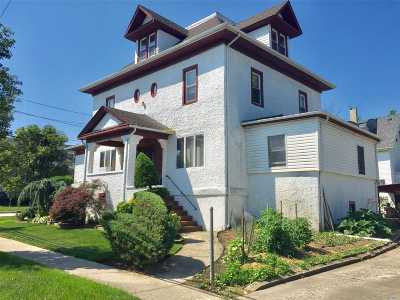 Cedarhurst Single Family Home For Sale: 485 Albemarle Rd