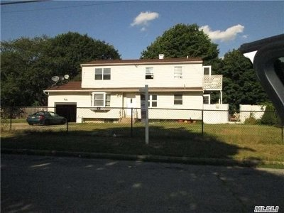 Bay Shore Single Family Home For Sale: 1847 Peck Ave