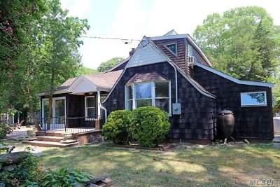 Nesconset Single Family Home For Sale: 51 Garden