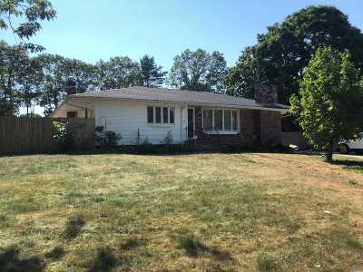 Single Family Home For Sale: 16 Westwind Dr