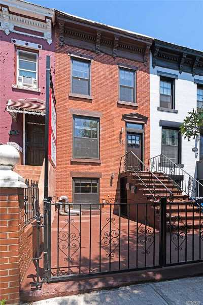 Brooklyn Multi Family Home For Sale: 163 Hull St
