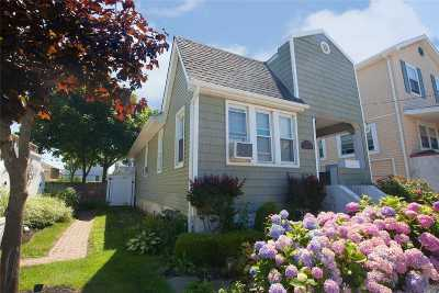 E Atlantic Beach NY Single Family Home For Sale: $479,000