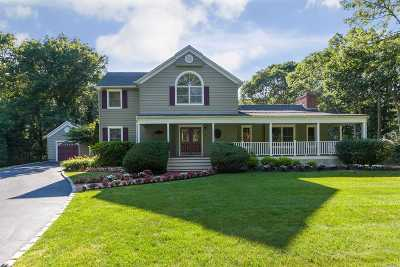 Manorville Single Family Home For Sale: 6 Gateway Ln